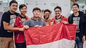 Tim Indonesia Raih Medali di Olimpiade Matematika Internasional!