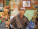 Gambar sampul Wayang Bambu, Harta yang Pernah Hilang