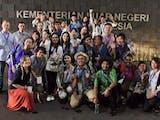 Gambar sampul Kemenlu Ajak Pelajar Internasional Belajar Seni dan Budaya Indonesia