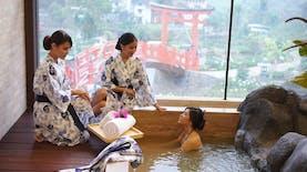 Pengalaman Berendam di Onsen Jepang Ala Kota Batu