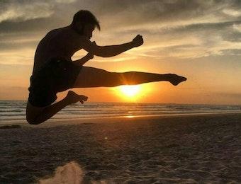 Hebat, Karateka Siak Wakili Indonesia di Jerman