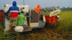 Mekanisasi Pertanian Padi