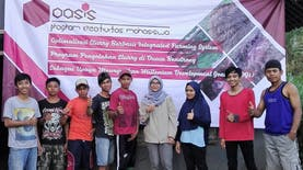 Mahasiswa UB Manfaatkan Limbah Biogas Dusun Bendrong Bernilai Ekonomis