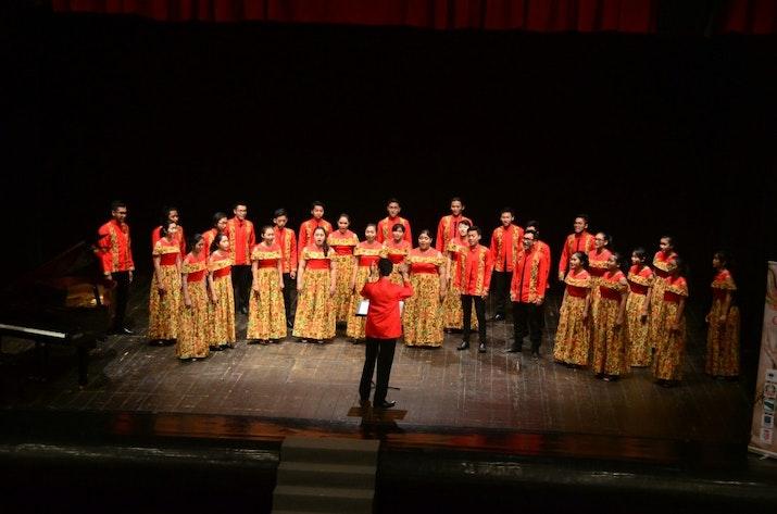 Misi Budaya PSM Unika Soegijapranata Kenalkan Indonesia Kepada Dunia