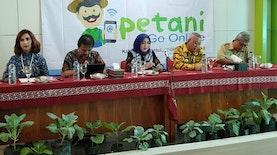 Sosialisasi Aplikasi Petani Go Online di Bantul