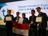 Gambar sampul Tim Mahasiswa dari ITB Raih Juara Kompetisi Inovasi di Taiwan