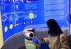 Temui Robot Ini di Terminal 3 - Bandara Soekarno-Hatta!