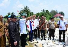 Dikunjungi Menteri Pariwisata, Pulau Rupat Bakal Jadi Destinasi Wisata Unggul