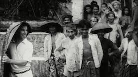 Sejarah Hari Ini (4 April 1932) - Charlie Chaplin Plesir ke Bali