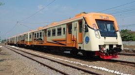 Kereta Api Buatan Indonesia Rambah Pasar Afrika