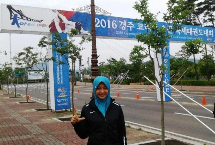 Atlet Asal Lumajang Wakili Indonesia di Korea Open Taekwondo Championship