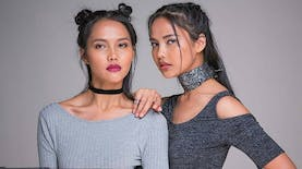 Duo Kembar Indonesia di Asia's Next Top Model Cycle 5
