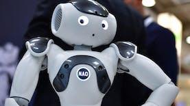 Karena Prestasinya, Anak SD Ini Memiliki Sebutan 'Jago Robot'