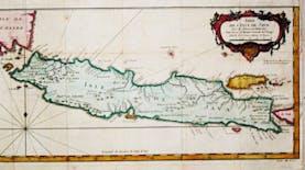 Di Mana Sebenarnya Titik Paling Tengah Pulau Jawa?
