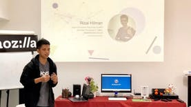 Anak Bangsa Lulusan SMK  Berhasil Menyabet Beasiswa Apple