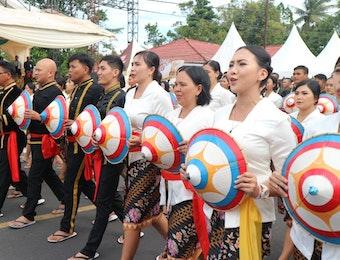 Festival Tomohon dan Rekor MURI