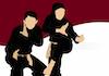 Beberapa Perguruan Pencak Silat di Indonesia