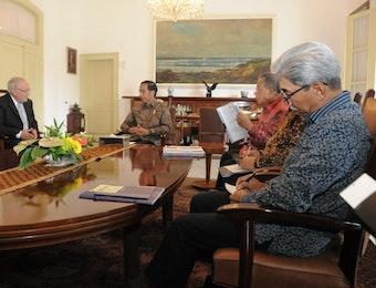 Indonesia-Swiss Tingkatkan SDM Indonesia Melalui Bilateral