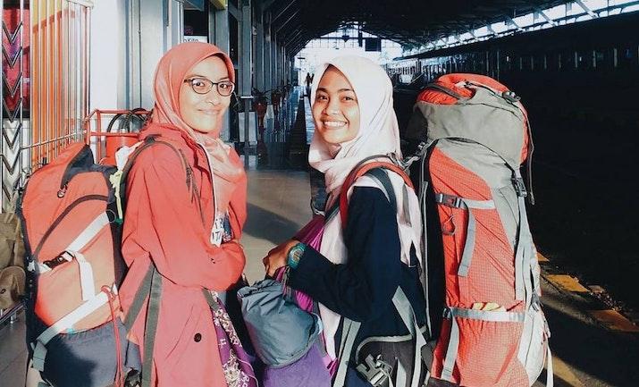 [Foto] Catatan Mudik 2017:  Indonesia benar-benar Bangsa Guyub, Ini Buktinya