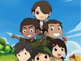 Gambar sampul Ini Dia, Serial Baru Animasi Indonesia