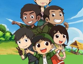 Ini Dia, Serial Baru Animasi Indonesia