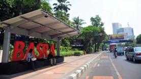 Percantik kota dengan pedestrian