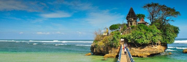 1001 Cerita Dari Tanah Lot Pulau Jawa