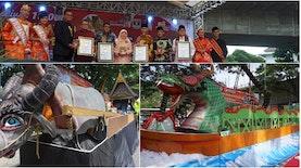 Pesan Keharmonisan dari Dua Etnis di Sumatra Barat