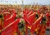 Pesona 1000 Gandrung Banyuwangi yang Berhasil Getarkan Wisatawan Asing!