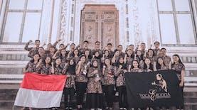 Paduan Suara Voca Erudita Harumkan Nama Indonesia di Italia