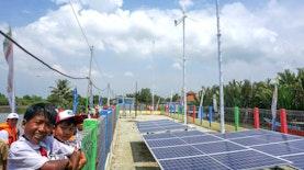 Energi Terbarukan untuk Tingkatkan Kesejahteraan Daerah Pinggiran