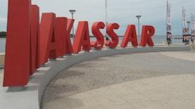 Kaka Slank dan Pandu Laut Kumpulkan 8,81 Ton Sampah di Makassar