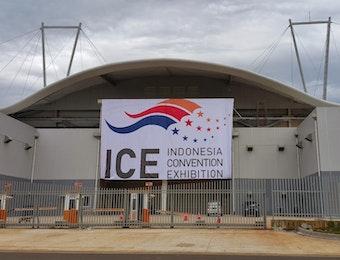 Bagaimana Wajah Gedung Konvensi Terbesar se-Asia Tenggara?