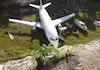"""Begini Ceritanya Pesawat Ini Bisa """"Parkir"""" di Tengah Kawasan Kuta"""