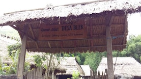 Reflection of Local Wisdom in Sasak Tribe House