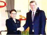 Uruguay Akhirnya Buka Kedutaan Besar di Jakarta