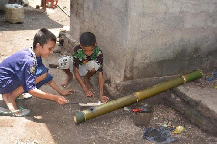 Bunyi – Bunyian Unik Menyambut Natal di Nusa Tenggara Timur
