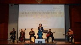 Wow Keren, Lagu Celine Dion Ini Terinspirasi dari Keroncong Indonesia!
