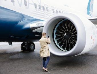 Yuk Intip Armada Baru Garuda, Boeing 737 Max 8
