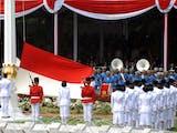 5 Perbedaan Upacara Kemerdekaan RI Tahun Ini dan Tahun 2016