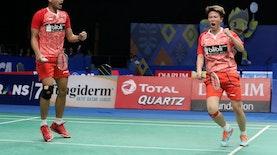 Kerap Juarai Turnamen Raksasa, Tontowi-Liliyana Masih Jadi Andalan Ganda Campuran Badminton Indonesia