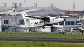 Indonesia Pamer N-219 di ASEAN, Diminati Pembeli Negara Tetangga