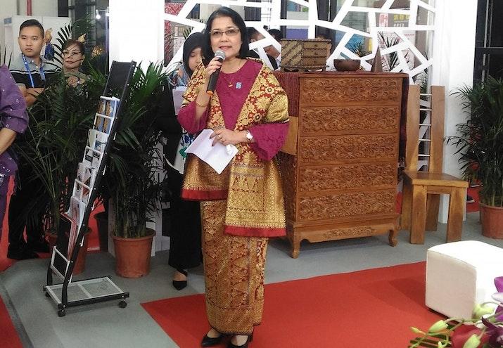 Produk Indonesia di China-ASEAN Expo 2018