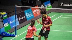 Selamat! Pasangan Ganda Campuran Indonesia Raih Gelar Juara di New Zealand Open Grand Prix Gold 2017