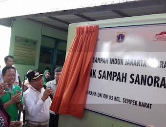 Jakarta Utara dan Gerakan Bank Sampahnya