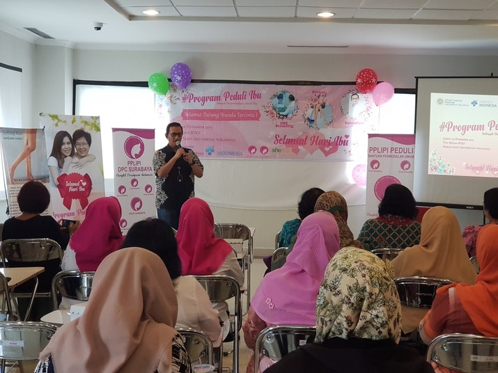 Hari Ibu & Varises Indonesia di 2017