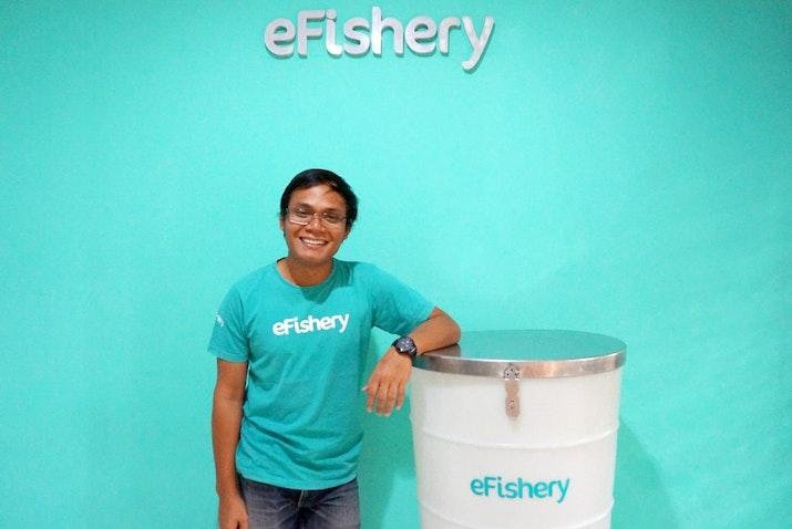 Raih Dana Rp59 Miliar, eFishery Siap Jadi Startup Perikanan Terbesar di Indonesia
