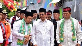 Festival Khufiyah Kampung Ulujami yang dimeriahkan Langsung oleh Santri - Santrinya