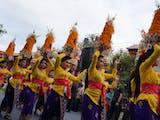 """Gambar sampul Pesta Kesenian Bali Telah Dibuka. Gubernur Bali: """"PKB Tahun Ini Spesial"""""""