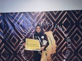 Gambar sampul Si Gadis Cemerlang Penulis Buku Sedari Kecil